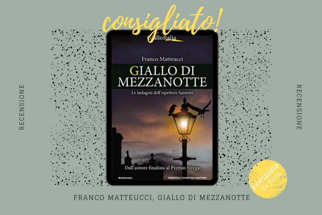 Franco Matteucci Giallo di mezzanotte Foemina Ex libris