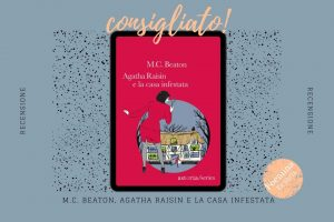 libro Agatha Raisin e la casa infestata Foemina Ex libris jpg
