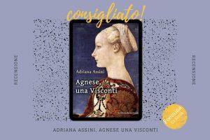 Adriana Assini Agnese una Visconti Foemina Ex libris jpg
