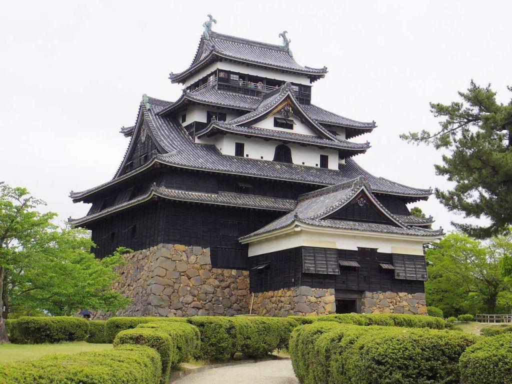 castello di Matsue Giappone